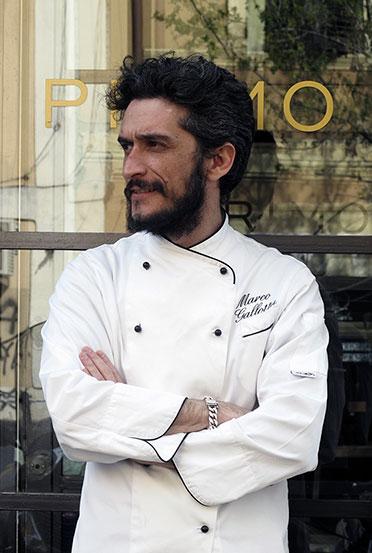 chef marco gallotta